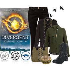 Divergent by Veronica Roth (unless you're incapable of skipping sequels, because the sequel is not great. but the first book was great)