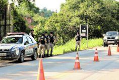 Assaltos assustam motoristas em estrada que leva ao Inhotim