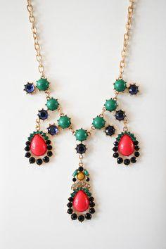blair statement necklace - gallery. boutique