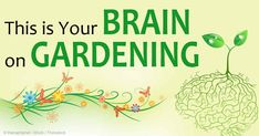 A new systematic review shows that gardening can help improve the mental and physical well-being of people with dementia. http://articles.mercola.com/sites/articles/archive/2014/08/21/gardening-impacts-brain-health.aspx