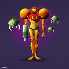 Metroid by James White
