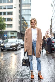 The best fall outfit ideas to take from this week's street style scene at…