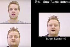 transfer ekspresi wajah video