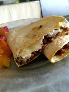 Pork Burritos, Beef Fajita Recipe, Cas, Mini Tacos, What To Cook, Fajitas, Street Food, Food Inspiration, Sandwiches