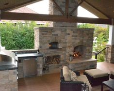 Rustic Patio - Come find more on Zillow Digs!