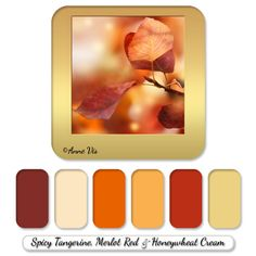 Image from http://www.annevis.com/wedding/images/colorpalette/largepalette/fall-leaves-wedding.jpg.