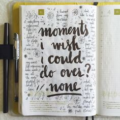 Day 3 of the #listersgottalist challenge: moments I wish I could do over. I was having a hard time with this, and I realized the reasons why and listed those instead  Oh, and excuse the shaky...