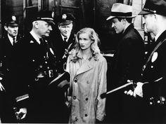 Veronica Lake and Robert Preston - THIS GUN FOR HIRE