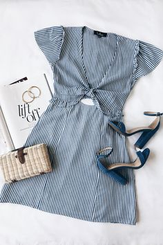 Dress, color and those shoes