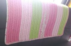 Ravelry: debbieredman's Pink stripy