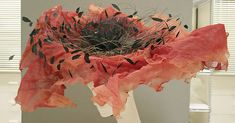 Picture Hat Jasper Conran  (British, born 1959)  Designer: Philip Treacy (British, born Ireland, 1967) Date: 1992 Culture: British Medium: silk, feathers