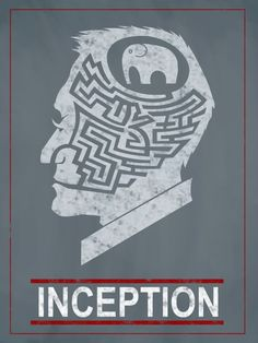 #inception #alternative #poster