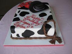 Sugar Chef: COWBOY CAKE