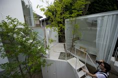 Sou Fujimoto, House Before House   by Swych
