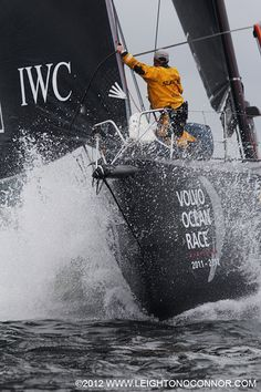 Sailing Photos & Videos by Leighton O'Connor: Galway - 2011-2012 Volvo Ocean In-Port Race