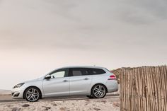 Enjoy the seaside with #Peugeot308SW