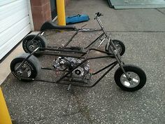 Image result for Mini Bike Drag Racing Projects