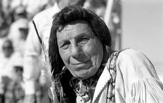 IRON EYES CODY (1904 – 1999), who was born on April 3rd. He appeared in more than 200 films, including The Big Trail (1930), with John Wayne; The Scarlet Letter (1934), with Colleen Moore; Sitting Bull (1954), as Crazy Horse; The Light in the Forest (1958) as Cuyloga; The Great Sioux Massacre (1965), with Joseph Cotten; Nevada Smith (1966), with Steve McQueen; A Man Called Horse (1970), with Richard Harris; and Ernest Goes to Camp (1987), as Chief St. Cloud. Read more on
