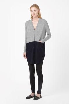 COS | Block colour cardigan
