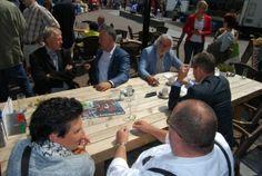 26 juni: tijdens de informele feestelijke afsluiting terugblikken op de bezoeken in de Week van de Verbinding
