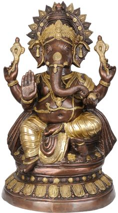 Ganesha, The Blissful God of Auspices