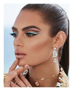2019 S/S Anastasia Beverly Hills Makeup Eye Looks, Kiss Makeup, Glam Makeup, Eyeshadow Makeup, Beauty Makeup, Hair Makeup, Copper Eyeshadow, Cream Eyeshadow, Matte Eyeshadow