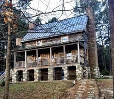 Five beautifully restored 1800's log cabin vacation rentals along the southern end of the Appalachian Mountains in gorgeous North Alabama. Historic exteriors with modern interiors!! Each property holds a unique story
