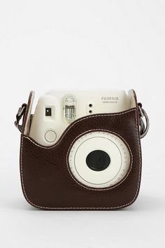Fujifilm Instax Mini 8 Leather Camera Case I want my small space to be AWESOME. I entered the Pin A Room, Win A Room Sweepstakes! Instax Mini 8 Camera, Fujifilm Instax Mini 8, Polaroid Instax, Polaroid Cameras, Lomography, Camera Case, Vintage Cameras, Photography Camera, Urban Outfitters