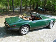 1979 Triumph Spitfire 1500......my first convertible was a Spitfire very much like this one.