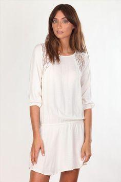 tunic-y dress