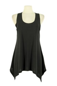 Jostar HIT Side Drop Tank Tunic