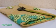 Tuto trousse nomade +edit Purse Wallet, Pouch, Pochette Diy, Coin Couture, Diy Sac, Craft Organization, Organizing, Needle Case, Crochet