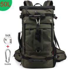 Buy Backpack, Hiking Backpack, Travel Backpack, Travel Bags, Fashion Backpack, Climbing Backpack, Waterproof Laptop Backpack, Men's Backpacks, Trekking