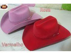 Resultado de imagem para chapeu feminino country Country Hats, Cowboy Hats, Dolls, Handmade, Fashion, Toddler Cowboy Hat, Women's Hats, Red Roses, Baby Dolls
