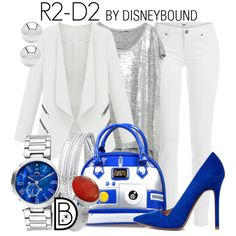 Designer Clothes, Shoes & Bags for Women Star Wars Outfits, Disney Bound Outfits, Themed Outfits, Disney Inspired Fashion, Character Inspired Outfits, Disney Fashion, Women's Fashion, Fandom Fashion, Casual Cosplay