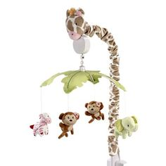 You'll love the Jungle Musical Mobile at Wayfair - Great Deals on all Baby & Kids products with Free Shipping on most stuff, even the big stuff.