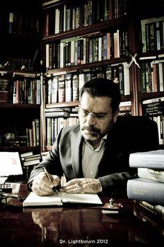 Luis Alberto Lightbourn Rojas PhD