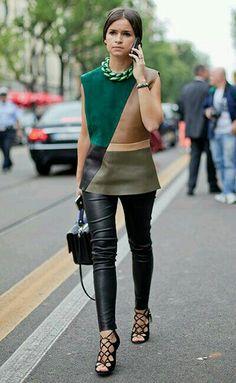 'It-girls': El estilo de Mira Duma – Expolore the best and the special ideas about Miroslava duma Work Fashion, Street Fashion, Fashion Outfits, Womens Fashion, Fashion Trends, Tokyo Fashion, Petite Fashion, Milan Fashion, Fall Fashion