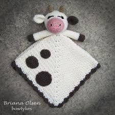 Image result for owl crochet snuggle lovey blanket