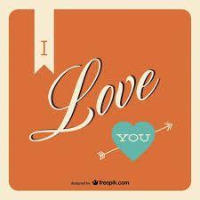 i love you vector - Buscar con Google