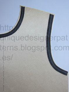 BCN - UNIQUE designer patterns: Tutoriales
