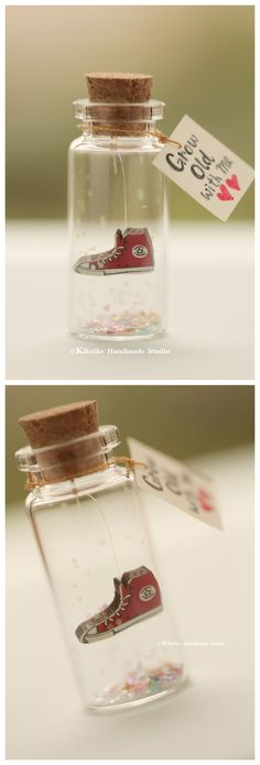 d83c53c52db 694 Best Charm & Necklace Bottles images in 2019 | DIY Jewelry, Jars ...