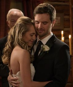 8x18 finally married at last, after all they've been through!