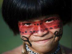 Indios... Brazilian nossos antepassados... nossos irmãos