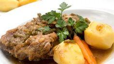 Receta de Pavo guisado #pavo #receta