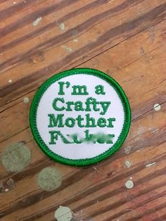 How Crafty are YOU by sugarSCOUT on Etsy, $8.00