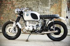 You know you're doing something right when you're based in London and get a commission from a German enthusiast to build a BMW. The compliment was paid to Untitled Motorcycles and this is the result: a very classy 1975 BMW R90/6 custom.