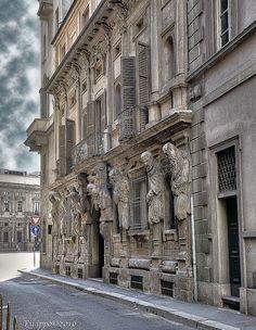 La casa degli Omenoni / Omenoni's house | Flickr - Photo Sharing!