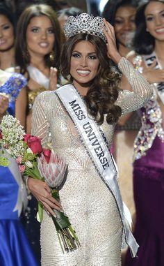 Gabriela Isler, Miss Universe, Miss Venezuela