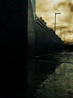 Agua y asfalto VI (la ciudad crucero)